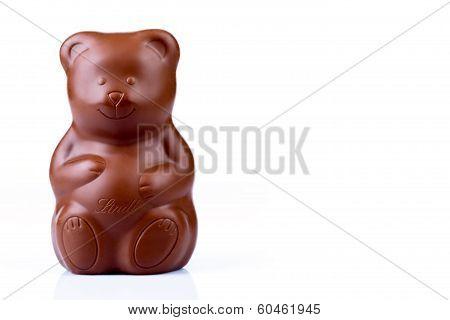 Lindt Milk Chocolate Bear