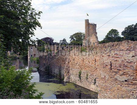 Caister Castle Norfolk UK