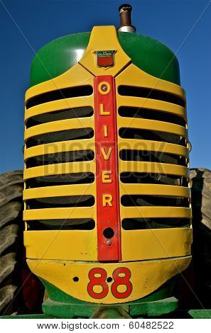 Refurbished Oliver 88 Tractor
