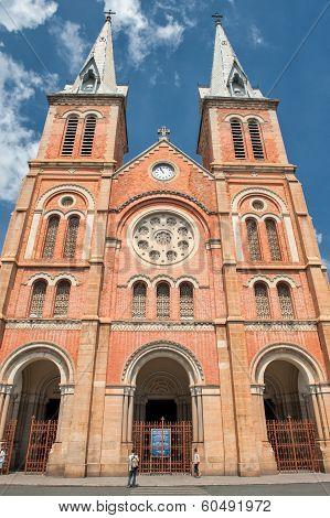 Notre Dame de Saigon