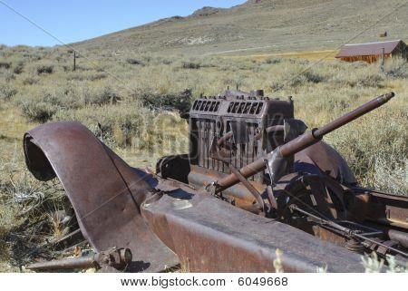 Truck Skeleton