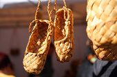 picture of baste  - Bast shoes - JPG