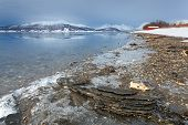 image of tromso  - Winter scenery in Tromso surroundings Northern Norway - JPG