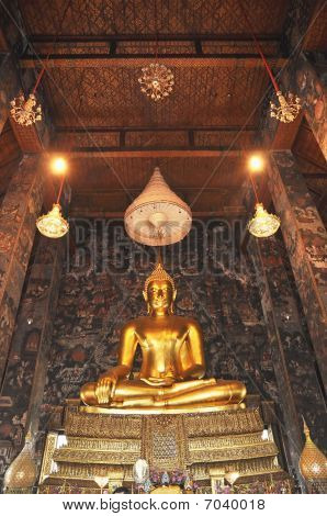 Grand Buddha Gold Hall