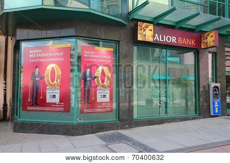 Alior Bank In Poland