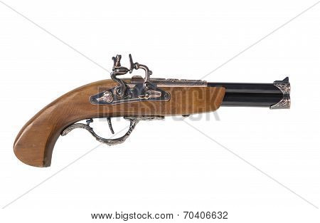 Old Gun. Copy