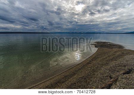 West Thumb Geyser Basin Yellowstone