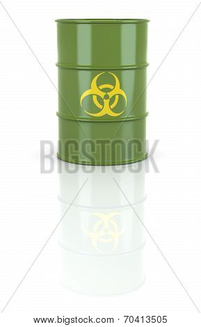 Biohazard Barrels