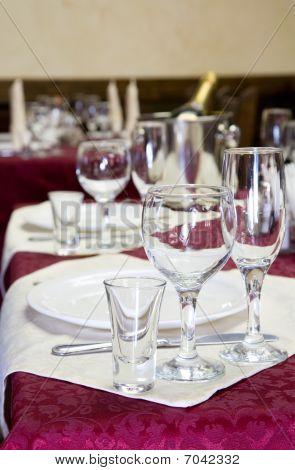Décor In The Restaurant