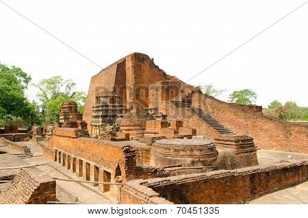 Nalanda University Ruin
