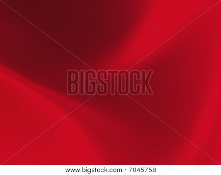 Abstract Dunes Background in Red
