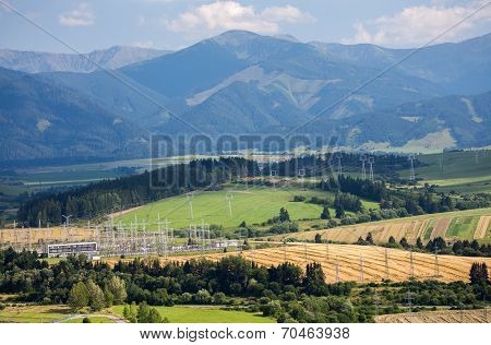 Region Liptov At Slovakia