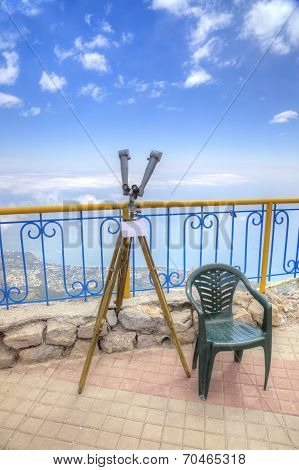 Periscope Observation Platform