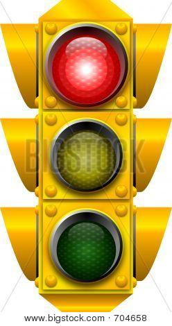 Traffic Signal STOP