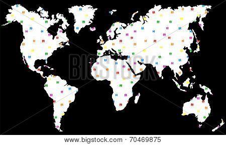 Gay Lesbian Planet Earth