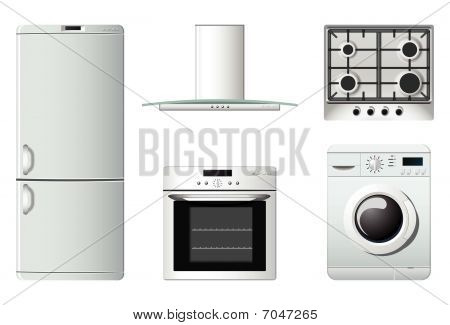 Household Appliances | Kitchen