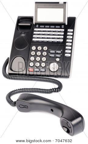 Digital Telephone Off-hook