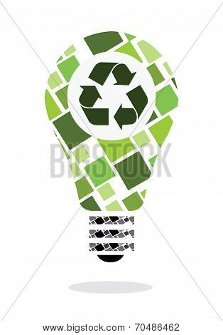 Electric Bulb Recycle Concept Design