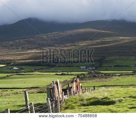 Rural Ireland Landscape