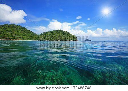 Snorkel Spot At Koh Surin