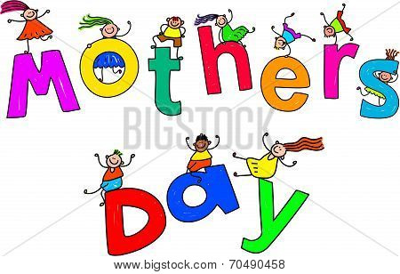 Mothers Day Kids