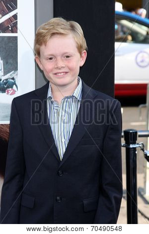 LOS ANGELES - AUG 20:  Jakob Davies at the