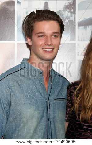LOS ANGELES - AUG 20:  Patrick Schwarzenegger at the