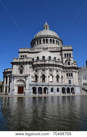 Christian Science Church in Boston, MA