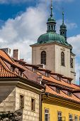 stock photo of nicholas  - The Church of Saint Nicholas also called St Nicholas Cathedral