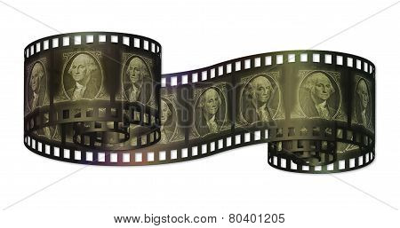 Dollar Film Strip