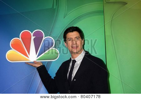 LOS ANGELES - DEC 16:  Ken Marino at the NBCUniversal TCA Press Tour at the Huntington Langham Hotel on December 16, 2015 in Pasadena, CA