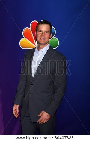 LOS ANGELES - JAN 16:  Peter Krause at the NBC TCA Winter 2015 at a The Langham Huntington Hotel on January 16, 2015 in Pasadena, CA