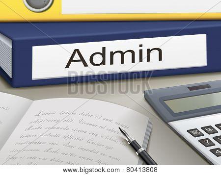 Admin Binders