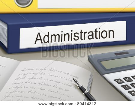 Administration Binders
