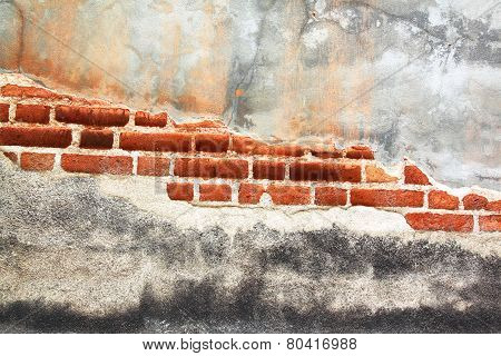 Old Decayed Wall