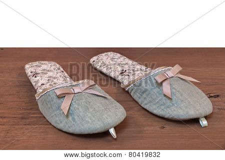 Women Vintage Slippers Are Like Ballet Flats