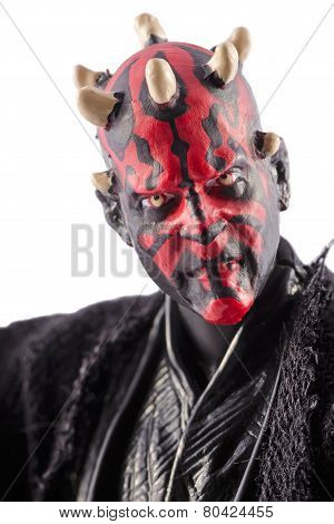 Darth Maul portrait