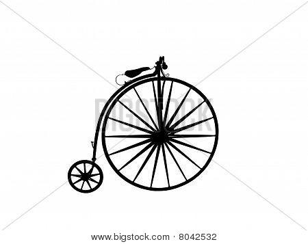Pennyfarthing Bicycle