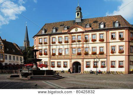 Rest house Neustadt / Wine Route