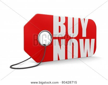 Label buy now (clipping path included)