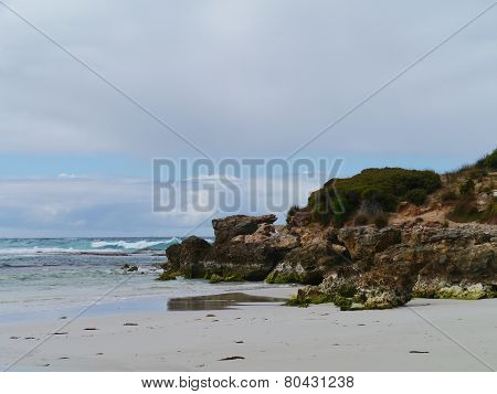 An Australian coastal landscape