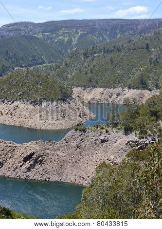 Tumut pond reservoir