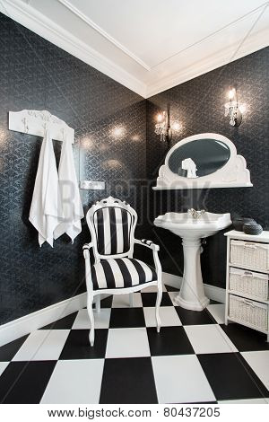 Luxury Moden Bathroom