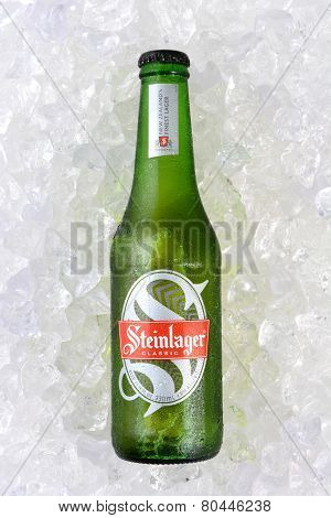 Steinlager Classic On Ice Vertical