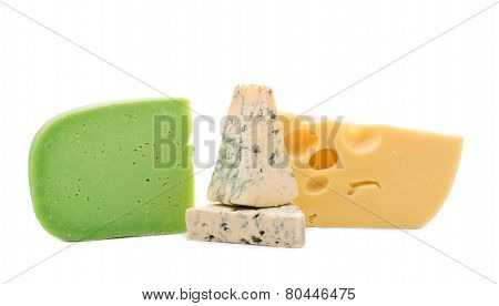 Gourmet cheese composition