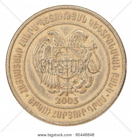 Armenian Amd Coin