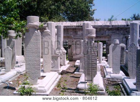 Ottomanic Graveyard
