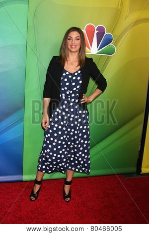 LOS ANGELES - DEC 16:  Bianca Kajlich at the NBCUniversal TCA Press Tour at the Huntington Langham Hotel on January 16, 2015 in Pasadena, CA