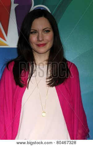 LOS ANGELES - JAN 16:  Jill Flint at the NBCUniversal TCA Press Tour at the Huntington Langham Hotel on January 16, 2015 in Pasadena, CA