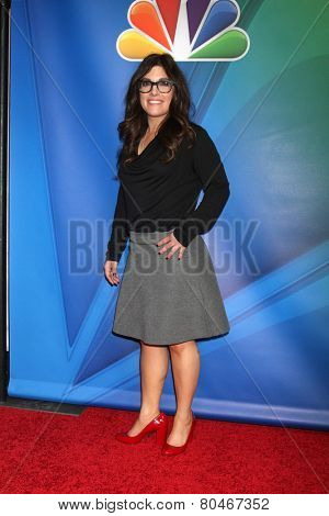 LOS ANGELES - JAN 16:  Rebecca Corry at the NBCUniversal TCA Press Tour at the Huntington Langham Hotel on January 16, 2015 in Pasadena, CA